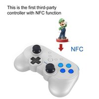 Wholesale bluetooth mini gamepad game controllers for sale - Group buy For Switch Mini Compact Wireless Bluetooth Gamepad Controller for Switch NS Game Pad Console w NFC Function r30
