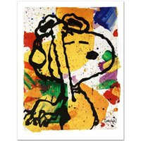 Wholesale tom paintings resale online - Tom Everhart quot Salute quot Home Decor Handpainted HD Print Oil Painting On Canvas Wall Art Canvas Pictures