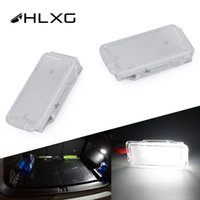 Wholesale led tail light plate for sale - Group buy HLXG V Led Number Plate Light License Plate Light For luggage lights Tail Lamp