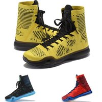 Wholesale team basketball shoes resale online - K10 New men s basketball shoes protective shoes training shoes sneaker boots high top team USA foot pads for shock absorption