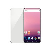 Wholesale big touch screen cell phones for sale - Group buy Goophone X MAX inch Quad Core G RAM G ROM Show G Bluetooth WIFI Big Screen Cell Phone