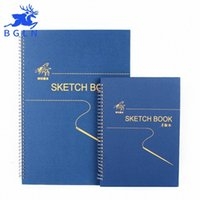 Wholesale Bgln K K g Sketch Paper Sheets Sketch Paper For Drawing Painting Sketch Book Art Supplies Student Stationery GEVa