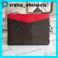 Wholesale red patent leather clutch bag resale online - clutch mini pochette hand ladies casual clutch bag handbag purse brand handbag high quality wallet hand fashion leather LC01