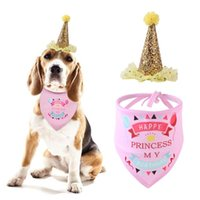 Wholesale safari animals for sale - Group buy Dog Birthday Balloons Cat Pet Products Birthday Hat Rose Gold Globos Christmas Party Supplies Animal Safari Party Decor