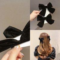 Wholesale diy rose headband resale online - ZfGis Headbands m Rose Day Chiffon cs Heart Flower Applique for Girls Valentine s Hair bowknot Clip Headwear DIY Accessories