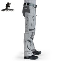 Wholesale army clothing outdoor for sale - Group buy Mege Tactical Pants Clothing Men Work clothes US Army Cargo Pants Outdoor Combat Trousers Paintball Wide Leg
