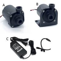 Wholesale 12v dc watering pump resale online - SC600 V W DC Water Pump L H Water Pump Damping Ceramic Shaft Core B85A