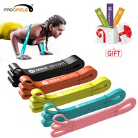 Wholesale red bands for exercise resale online - Procircle Fitness Pull Up Assist Bands Exercise Bands Resistance Bands for Pullups Workout Powerlifting Home Gym Yoga