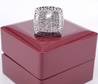 Factory Wholesale Price 2020 Fantasy Football Championship Ring USA Size 8 To 14 With Wooden Display Box Drop Shipping
