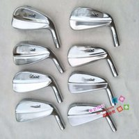 Wholesale unisex golf clubs for sale - Group buy Tit men s golf CLUB MB Knife back Golf Club Group P Men s Professional edition