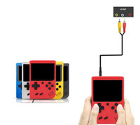 Mini Handheld Game Console Can Store 400 Games Retro Portable Video Game Consoles 3.0 Inch Colorful LCD Game Box Player PK PVP SUP PXP3