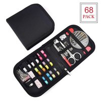 Wholesale stitching kit set resale online - Portable Sewing Kits Multi function Sewing Box Set for Hand Quilting Needle Thread Stitching Embroidery Accessories