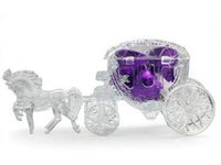 Wholesale Carriage Wedding Favor Boxes Candy Box Casamento Wedding Favors And Gifts Jewelry Storage box