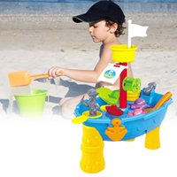 Wholesale bathtub tray for sale - Group buy 23pcs Set Outdoor Water Sand Tray Sand Digging Toy Set Kids Beach Toy For Beach Seaside Swimming Pool Bathtub wmtFEU otsweet