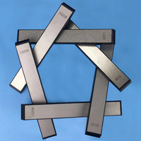 Diamond Whetstone system Grinding stone for fixed angle knife sharpener bar 6 pc set 201026