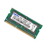 Wholesale ddr3 ram resale online - 4GB DDR3 RAM MHZ PIN V R Double model SODIMM memory for laptop