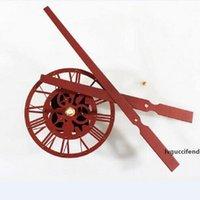 Wholesale clock mechanism resale online - New Design Clock Mechanism Wall Clock Mechanism Large Acrylic Rust Texture Pointer Creative Kit Movement Sand Watch Accessories