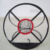 Wholesale golf nets for sale - Group buy Foldable Golf Chipping Net Collapsible Chipping Net Golfing Target Golf Training Aids