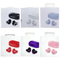 Wholesale earbuds new arrival for sale – best New arrival B u d s TWS Brand Logo Mini Bluetooth Headphone Headset Twins Earphone Wireless Earbuds Stereo In Ear With Charging Socket