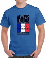 Wholesale antoine griezmann for sale - Group buy Clothing Trendy Tees Always Be Yourself Unless You Can Be Antoine Griezmann T Shirt France Soccer Fan