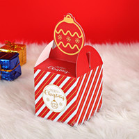Wholesale apple bake resale online - New Christmas Decorations Apple Box Christmas Eve Apple Packaging Gift Box Christmas Packaging Box Candy Boxes BWA1990