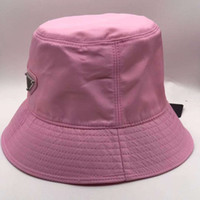 Wholesale grey top hats resale online - Bucket Hats Baseball Caps Beanie Baseball Cap for Mens Women Casquette Man Woman Beauty Hat Hot Top