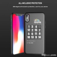 Wholesale game max for sale - Group buy High quality phone cases Full Cover phone case Cartoon Number game For iPhone x xs max xr S Plus X Phone Case