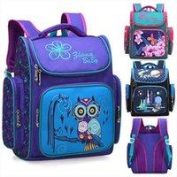 Wholesale kids large backpacks for school resale online - School Backpacks for Teenagers Girls Large Capacity Printing Girl School Bag Children School Bags Waterproof Kids Backpack