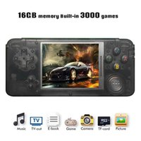 Wholesale reading video games for sale - Group buy New rs reverse mobile game console MP4 MP5 video game reader integrated reading children s Games
