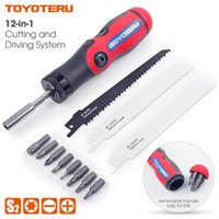 Wholesale blade drive for sale - Group buy TOYOTERU in Saw Blades for Wood Metal Cutting Blades Reciprocating Saw Blade Set Driving screwdriver bits