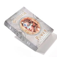 Wholesale Full English Cards Tarot Goddess Power Oracle Deck And Guidebook Family Party Board Game bbyVnZ yhshop2010