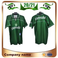 Wholesale uniform shirts sale for sale - Group buy 2014 Retro Palmeiras th anniversary Soccer Jerseys Palmeiras SP Short sleeve football shirt uniforms sale