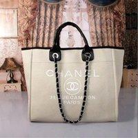 Wholesale shoppers bags resale online - 2020 Fashion Classic Real Oxidation Leather Shoulder Bag Tote Designer Handbags Women Presbyopic Clutch Shopping Bag Purse Shopper Bags