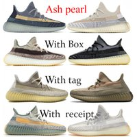 New Ash pearl blue stone men women Running shoes Zebra Fade Oreo Linen basketball sneakers Cinder black static Reflective trainers