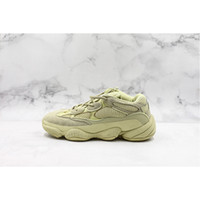 Wholesale retro running for sale - Group buy Mens Kanye West Sneakers Womens Desert Rat Stone Soft Vision M Reflective Retro Dad Prime Asia Utility Running Shoes