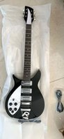 Wholesale electric guitar 325 for sale - Group buy Left Handed Custom Shop Black Model C58JG pickups Electric Guitar Frets China Guitars