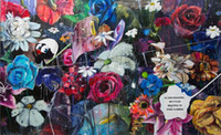 Wholesale beautiful oil paintings art for sale - Group buy Angelo Accardi its so beautiful to steal flowers Home Decoration Oil Painting On Canvas Wall Art Canvas Pictures