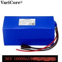 Wholesale rechargeable lithium battery 6v for sale - Group buy Consumer Electronics VariCore V ah lithium Battery pack Watt A bms protection mAh backup power supply