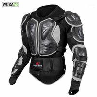 WOSAWE Motorcycle Armor Jacket Body Protection Motorcycle Turtle Racing Moto Cross Back Support Arm Protector1