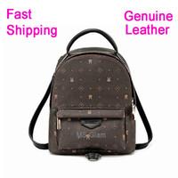 Wholesale purses backpacks for sale - Group buy High Version Backpack Lady Genuine Leather fashion Mini Knapsack Classics Women Kids Girl School Bag Presbyopic Shoulder Purse Designer Bags