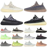Wholesale floor tails resale online - 2020 Kanye Top Quality West Yeeeeezy Men Women Running Shoes V2 Cloud White True Form Yecheil Zebra Tail Light Sneakers Trainers