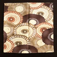 Wholesale mens handkerchiefs cotton resale online - High Quanlity Squares Handkerchief cm Cotton Mens Handkerchiefs Daisy Design Pocket Hankerchief Beautiful Pocket