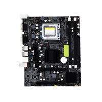 Wholesale lga 775 motherboards resale online - G31 Easy Install DDR2 Memory Module Accessories USB2 MicroATX Dual Channels For Desktop Motherboard LGA High Speed