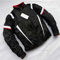 Wholesale red racing jackets for sale - Group buy Summer Motorcycle Racing Jacket