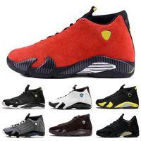 Wholesale jordan kids shoes resale online - New Jumpman s mens Kids Basketball Shoes Sand DMP Last Shot Indiglo Thunder Red Suede Nakeskin Jordan Retros Sports Sneakers