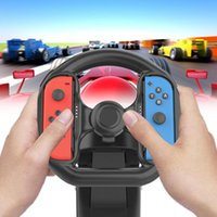 Wholesale steering games resale online - Game Steering Wheel Racing Game Steering Wheel Comfortable Convenient Controller For NS For Switch