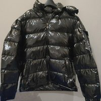 Mens Coat Hooded Parka Men Jacket Winter Womens Windbreaker Parkas Down Coat Thick Jackets Mens Fashion Jackets Asian Size Men's Clothing
