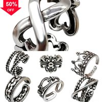Wholesale beads ring china for sale - Group buy 6JY7r Women Gold Bohemian Disc Cross Moon ring Rose Bead Chain Pendant Multi layer Necklace Necklace Set Exquisite stainless steel mens cros