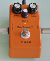 XinSound FZ-30 Fuzz Guitar Effect Pedal and NEW Pure analog circuitry, no IC