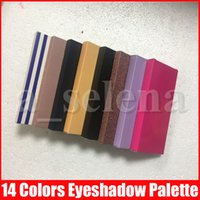 Wholesale make up eye shadow palette resale online - Eye Makeup Palette Colors Eyeshadow Palettes types Modern Soft Rose Gold Stripe Eye Shadows Make Up Pressed Powder